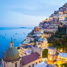 Gran tour della Costiera Amalfitana e Pompei